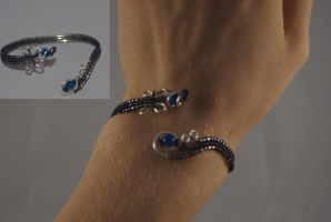 Butterfly Bracelet by SearosKesitu