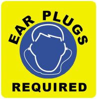Ear Plugs Required by MrDraftsman