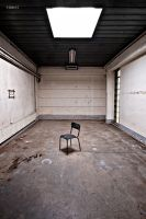 The Black chair by ZerberuZ