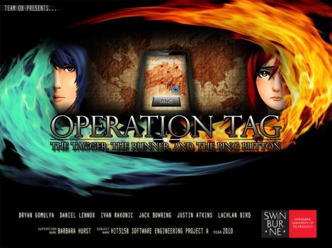 Operation Tag by b1nk