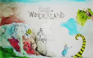 Take Me to Wonderland by Joojie99