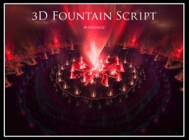 3D Fountain Script by bureau22