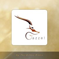Logo - Gazzel by Golden-Ribbon