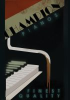 Champion Pianos by Crome676