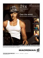 Hrithik Roshan by 24xentertainment