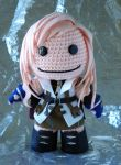 Lightning Sackgirl by MarinaYeah