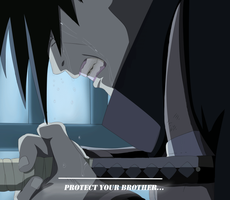 Itachi's Regrets by YameGero