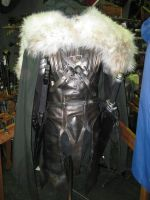 Armure Drizzt by Damiane