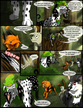 TGS- pg 11 DISCONTINUED by TheCynicalHound