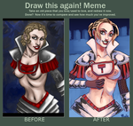 Draw this again! by quotidia