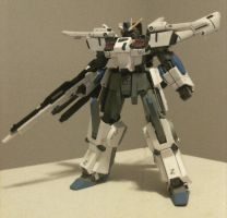 FAZZ GUNDAM IV by Johnny-E