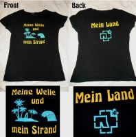 Mein Land Shirt 2 by thessias