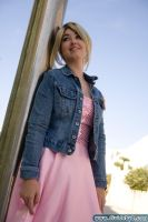 Rose Tyler Dress - Doctor Who by aimeekitty