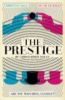 The Prestige Poster by garrettross