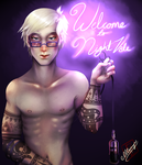 Welcome to Night Vale vs 2 by ElleNyx