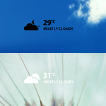 MINIMAL: WEATHER GEEKLETS by xenatt