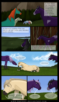 Calling Home - Page Two by Equinus