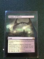Temple of Silence - Full deck commission by Rinji-chan