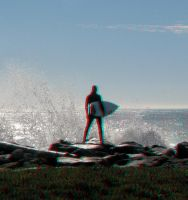 Surfer 3-D conversion by MVRamsey