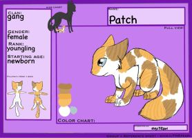 (TcotV) .: Patch ref sheet NEW :. by momma-SHIN