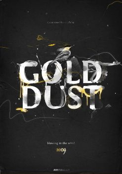 Gold Dust by JaxeNL