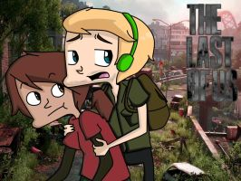 PewDie plays The Last Of Us by DxCismylife