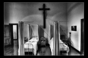 hospital by 21711
