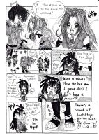 Who is Seiya Mr Right Page 14 by Valcristsan