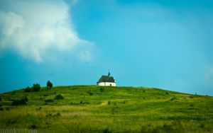 Lonely Chapel by stookystyle