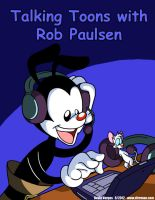 Talking Toons - Yakko Pinky by LateCustomer