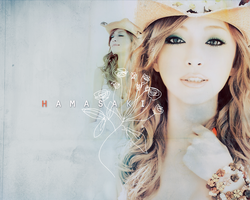 HAMASAKI BLUE by pocketzombiez