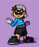 Aquabats! Let's-a Go! by Nintendo-Nut1