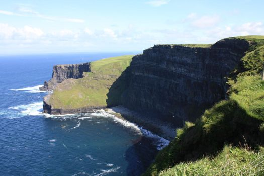 Cliffs of Moher 3 by TatharielCreations