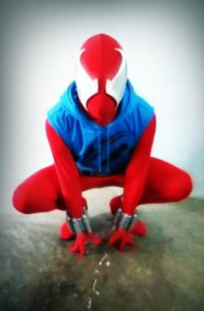 COSPLAY SCARLET BEN REALLY by MUERTITO69