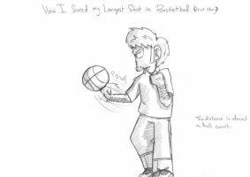 My Best Basketball Score ... EVER by theINAshow