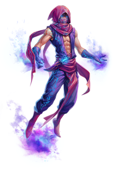 Malzahar for club collab by irahi