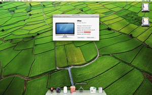 Mountain Lion 10.8.2 by 1dohcouk
