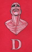 Deadman sketch by jasonbaroody