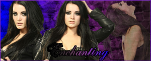 Paige - Enchanting by ironheartwriter