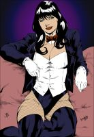 Zatanna Color - L.Gondim by JDB-Inks