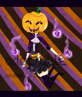 Adopt - Pumpkin March [open] by CindryTuna