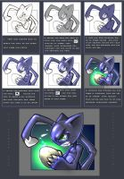 Slimekitty tutorial by telegrafixs