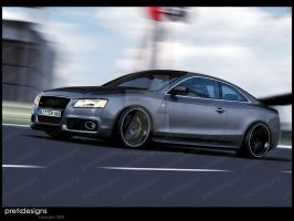 Audi A5 quattro by blackboxdesign