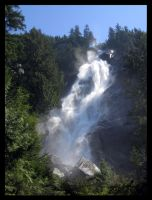 shannon falls by d-evans