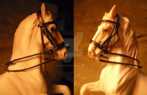 First hand made bridle by LG301