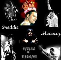 Freddie Mercury Wallpaper - Free To Use. by Self-ConfidentChick