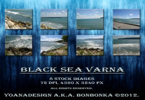 Black Sea Varna by bonbonka