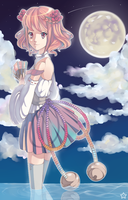 Contest: Hiromi [Background] by Yuroppa