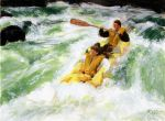 White Water River Rats by spudsy2