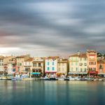 Port of Cassis by donnosch